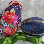Decoratiuni Paste – Chic easter egg