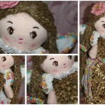 Jucarii decorative – Papusa Fairydoll