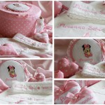Trusou botez – Minnie Rose Dots